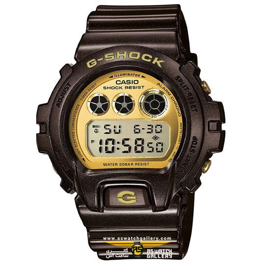 ساعت کاسیو مدل dw-6900br-5dr