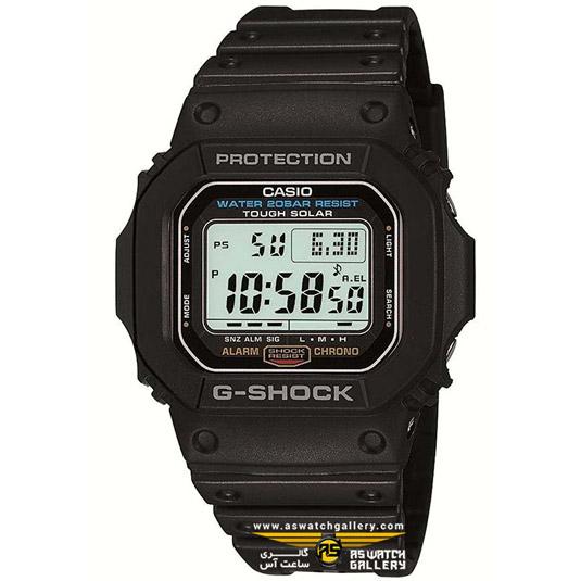 ساعت کاسیو مدل G-5600E-1DR