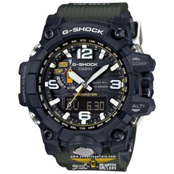 ساعت کاسیو مدل GWG-1000-1A3DR
