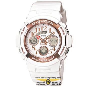 ساعت کاسیو مدل aw-590la-7adr