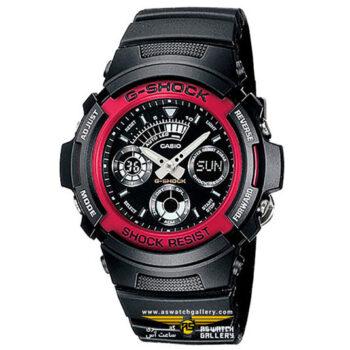ساعت کاسیو مدل aw-591-4adr