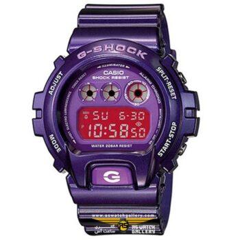 ساعت کاسیو مدل dw-6900cc-6ds
