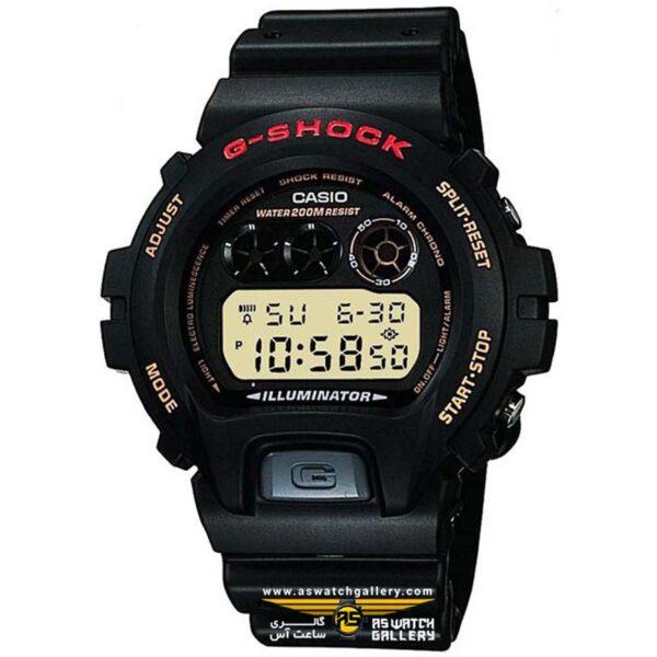 ساعت کاسیو مدل dw-6900g-1vqd