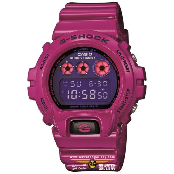 ساعت کاسیو مدل dw-6900pl-4dr