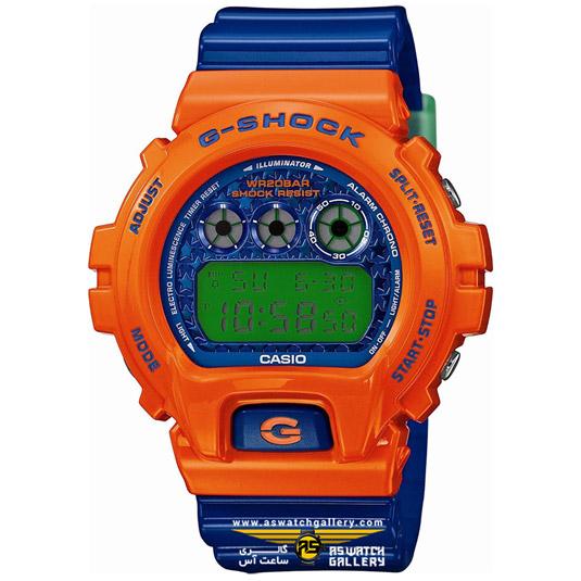 ساعت کاسیو مدل dw-6900sc-4dr