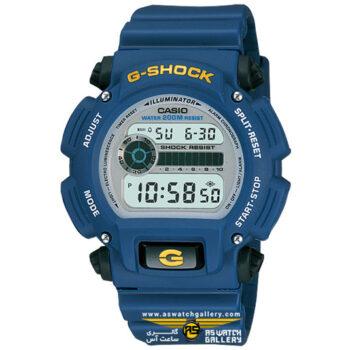 ساعت کاسیو مدل dw-9052-2vdr