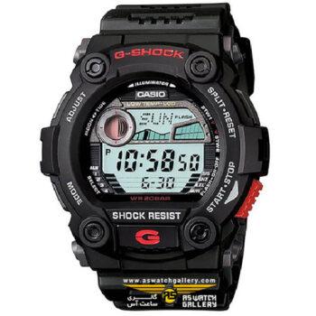 ساعت کاسیو مدل g-7900-1dr