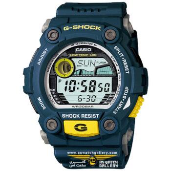 ساعت کاسیو مدل g-7900-2dr