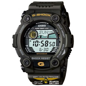 ساعت کاسیو مدل g-7900-3dr