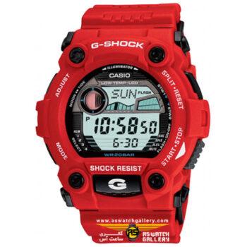 ساعت کاسیو مدل g-7900a-4dr