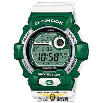 ساعت کاسیو مدل g-8900cs-3dr