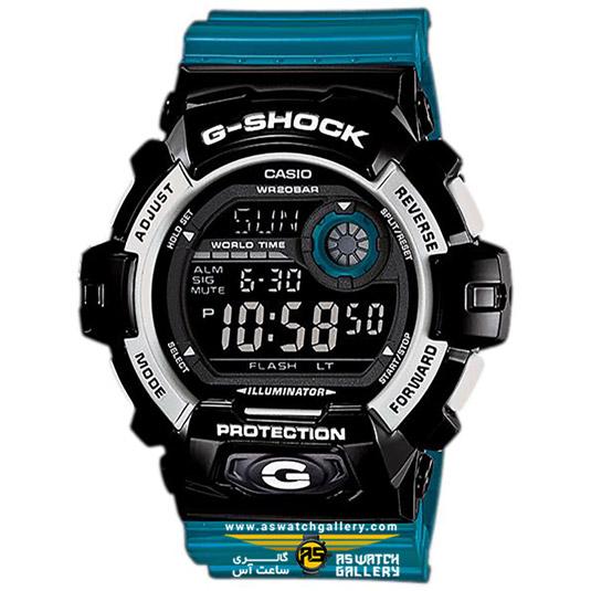 ساعت کاسیو مدل g-8900sc-1bdr