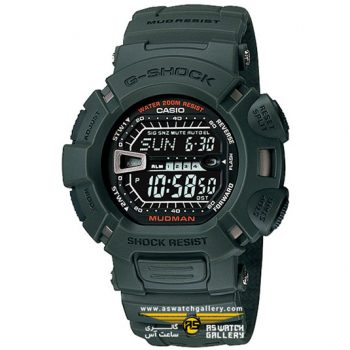 ساعت کاسیو مدل g-9000-3vdr