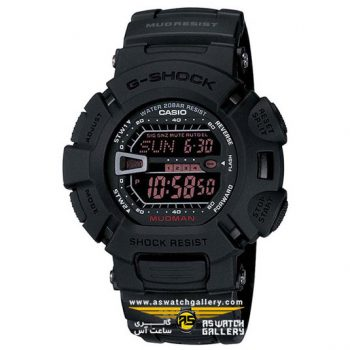 ساعت مچی کاسیو مدل g-9000ms-1dr