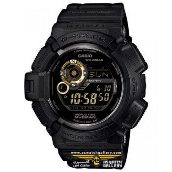 ساعت کاسیو مدل g-9300gb-1dr