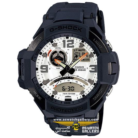 ساعت مچی کاسیو مدل ga-1000-2adr