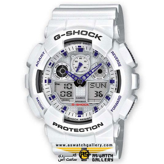 ساعت مچی کاسیو مدل ga-100a-7adr