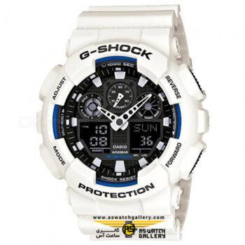 ساعت کاسیو مدل ga-100b-7adr