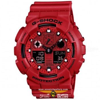 ساعت کاسیو مدل ga-100c-4adr