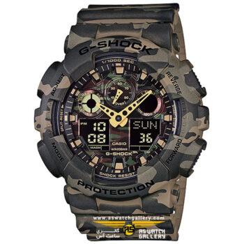 ساعت کاسیو مدل ga-100cm-5adr