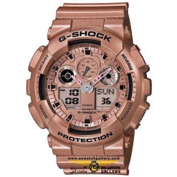 CASIO G-SHOCK GA-100GD-9ADR