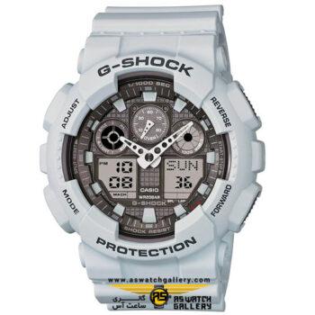 ساعت مچی کاسیو مدل ga-100lg-8adr