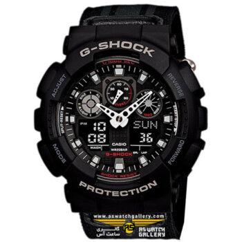 ساعت کاسیو مدل ga-100mc-1adr