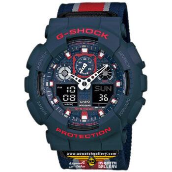 ساعت کاسیو مدل ga-100mc-2adr