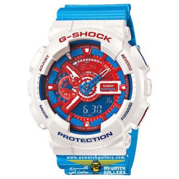ساعت مچی کاسیو مدل ga-110ac-7adr