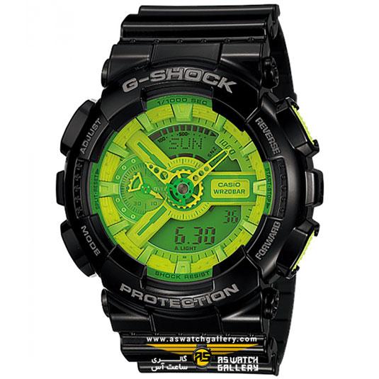 ساعت کاسیو مدل ga-110b-1a3dr