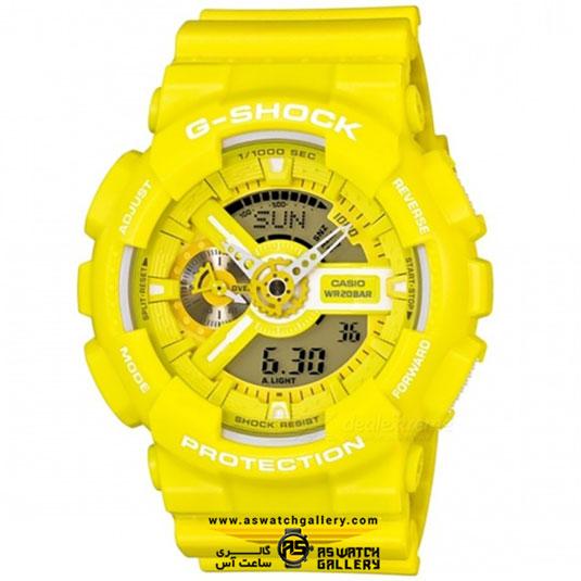 ساعت کاسیو مدل ga-110bc-9adr