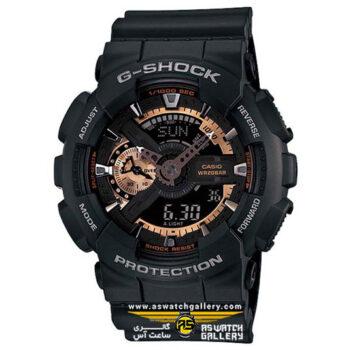 ساعت مچی کاسیو مدل ga-110rg-1adr