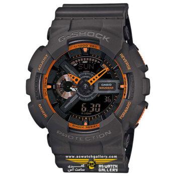 ساعت کاسیو مدل ga-110ts-1a4dr.