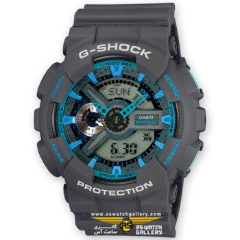 ساعت کاسیو مدل ga-110ts-8a2dr