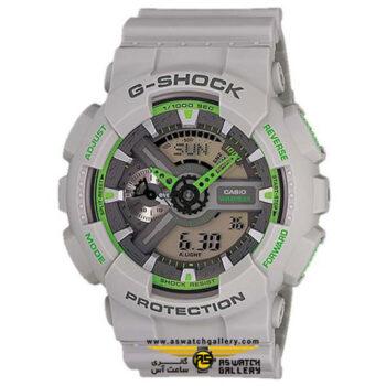 ساعت کاسیو مدل ga-110ts-8a3dr