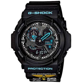 ساعت کاسیو مدل ga-300ba-1adr