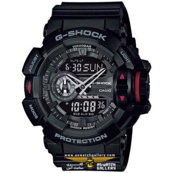 ساعت کاسیو مدل ga-400-1bdr