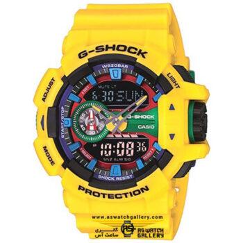 ساعت کاسیو مدل ga-400-9adr