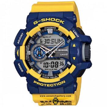ساعت کاسیو مدل ga-400-9bdr