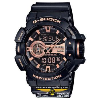 ساعت مچی کاسیو مدل ga-400gb-1a4dr