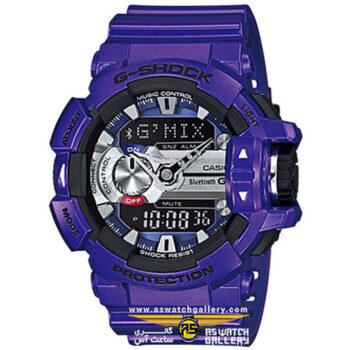 ساعت مچی کاسیو مدل gba-400-2adr
