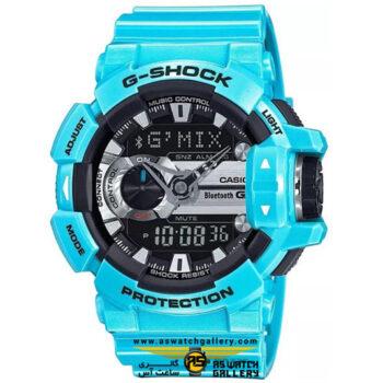 ساعت مچی کاسیو مدل gba-400-2cdr