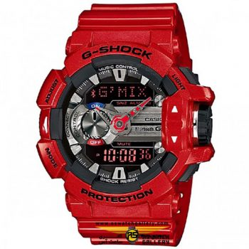 ساعت کاسیو مدل gba-400-4adr
