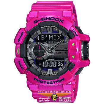 ساعت مچی کاسیو مدل gba-400-4cdr