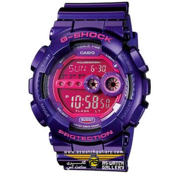 ساعت مچی کاسیو مدل gd-100sc-6dr