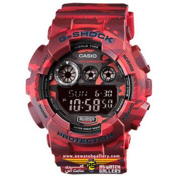 ساعت مچی کاسیو مدل gd-120cm-4dr