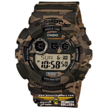 ساعت مچی کاسیو مدل gd-120cm-5dr