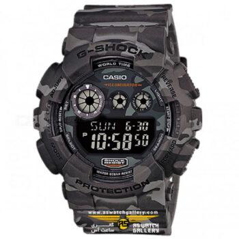 ساعت کاسیو مدل gd-120cm-8dr