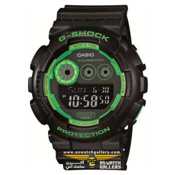 ساعت مچی کاسیو مدل gd-120n-1b3dr
