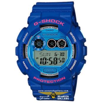 ساعت کاسیو مدل gd-120ts-2dr